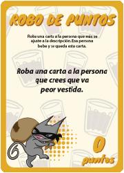Game of Shots - ROBO DE PUNTOS