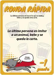 Game of Shots - RONDA RAPIDA